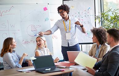 Programa virtual: Discurso empresarial, crea tu pitch efectivo para servicio al cliente
